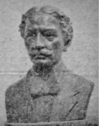 Busto de Gonzalo Picón Febres.