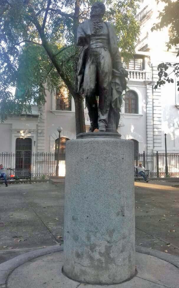 Miguel Peña. Foto Estatuas de Valencia.