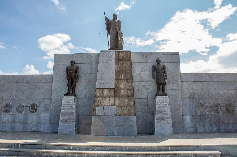 Monumento a la Federación, Falcón.