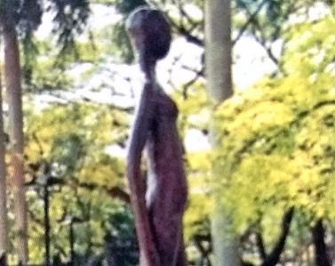 """Estatua """"Sin título"""""""