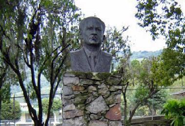 Busto de Rafael Antonio Rondón Márquez
