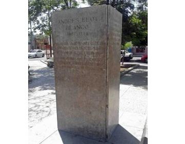 Busto de Andrés Eloy Blanco