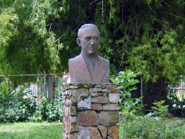 Busto de Raúl Chuecos Picón