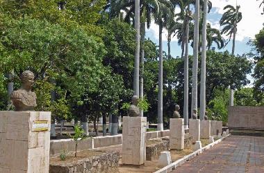 """Monumento """"Héroes de la Plaza de la Confraternidad"""""""