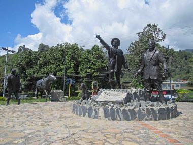 """""""Los conquistadores del Pico Bolívar"""""""