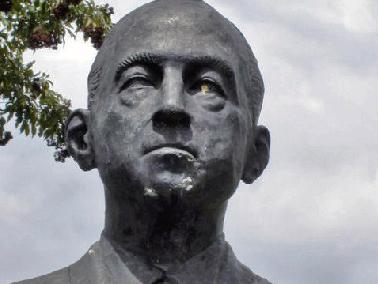 Busto de Héctor García Chuecos