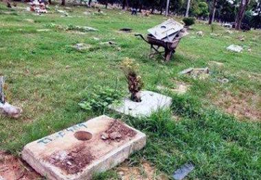 Cementerio privado Jardines La Chinita