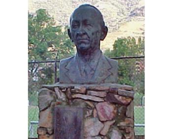 Busto de José Miguel Monagas