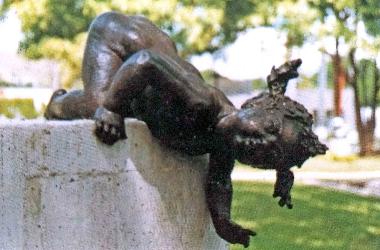 Con cada estatua robada se desdibuja el perfil de Valencia