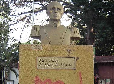 Busto de Antonio Nicolás Briceño