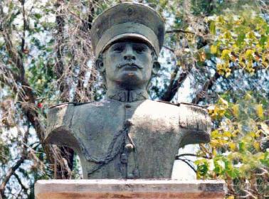 Busto de Celestino Hernández