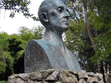 Busto de Claudio Vivas