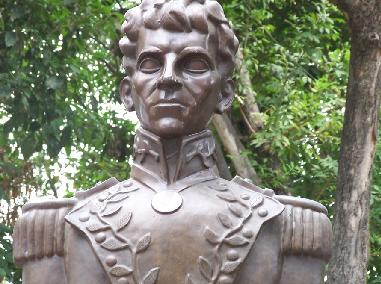 Busto de José Florencio Jiménez