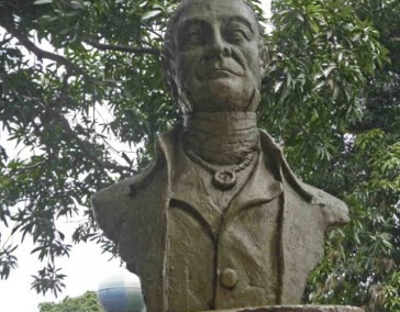 Busto de José de La Cruz Carrillo
