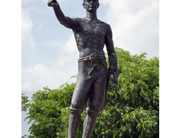 Estatua de José Leonardo Chirino