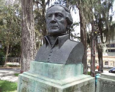 León Febres Cordero. Foto: Samuel Hurtado Camargo, 21 de junio de 2017.