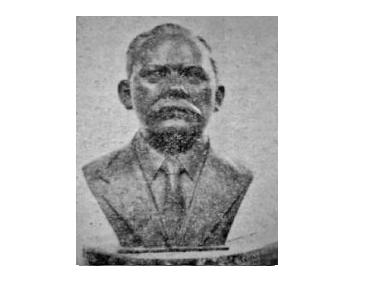 Busto de Pedro María Parra