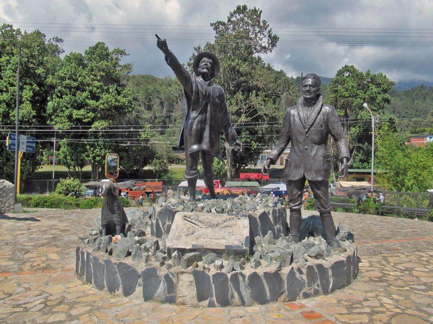 Los conquistadores del Pico Bolívar, Foto: Samuel Hurtado Camargo  / archivo IAM Venezuela, 2017.