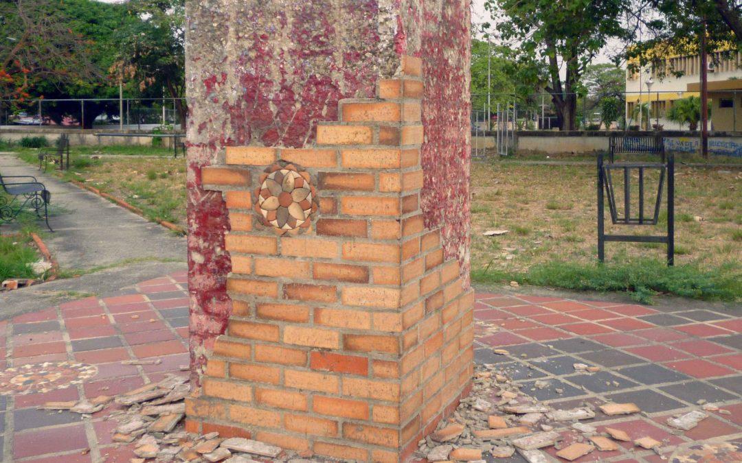 5 estatuas de Barinas robadas en un mes