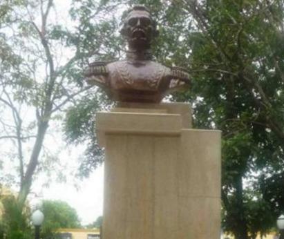 Busto de Ezequiel Zamora