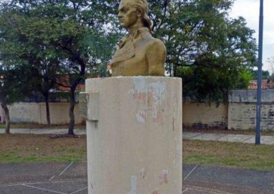 Busto de Francisco de Miranda